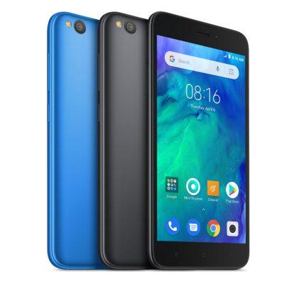 Xiaomi Redmi Go sous Android Go