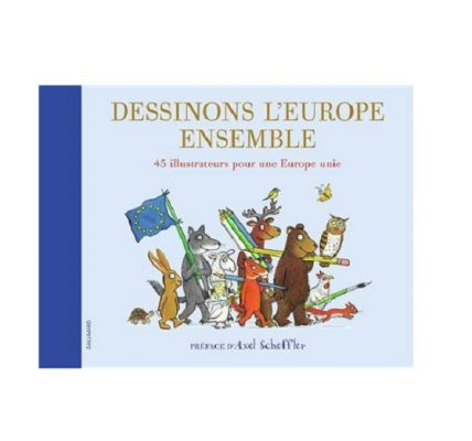dessinons l'Europe ensemble livre gallimard