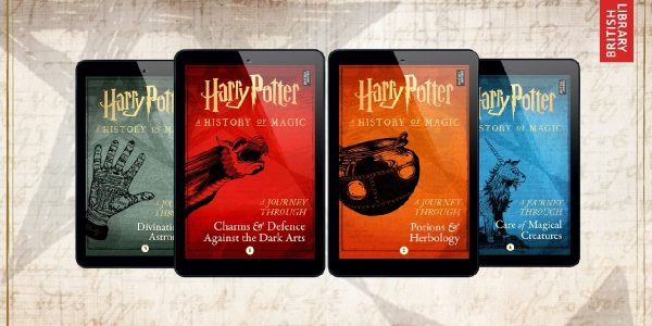 harry potter nouveaux ebooks
