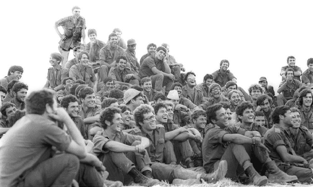 soldats israel patrimoine facebook