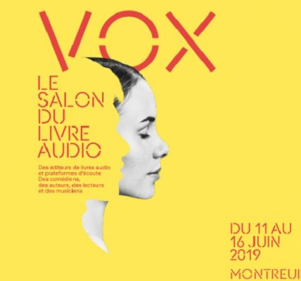 vox salon du livre audio