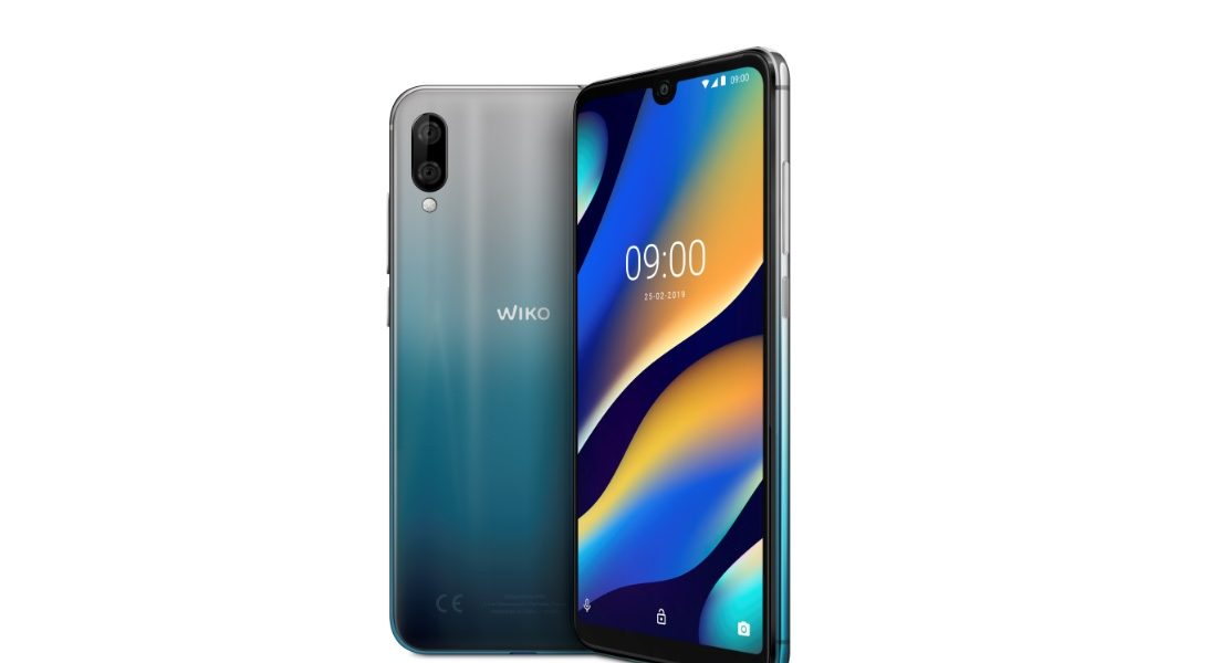 smartphone wiko view 3 lite