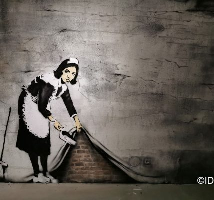 Expo Banksy Paris 2019