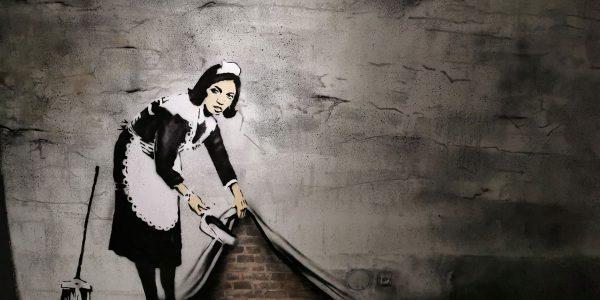Expo Banksy Paris 2019