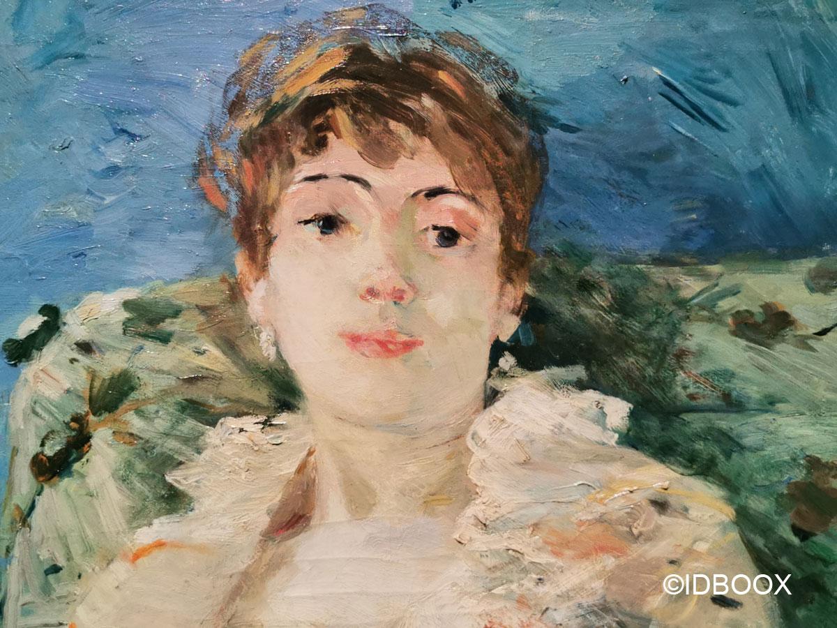 Expo Berthe Morisot au Musée d'Orsay