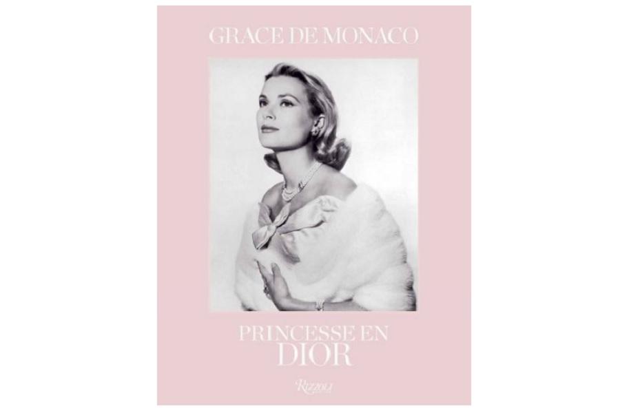 Grace de Monaco – Princesse en Dior livre