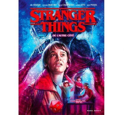 Stranger Things de l'autre côté La BD