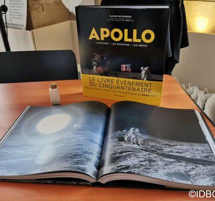 Livre Apollo Olivier De Goursac