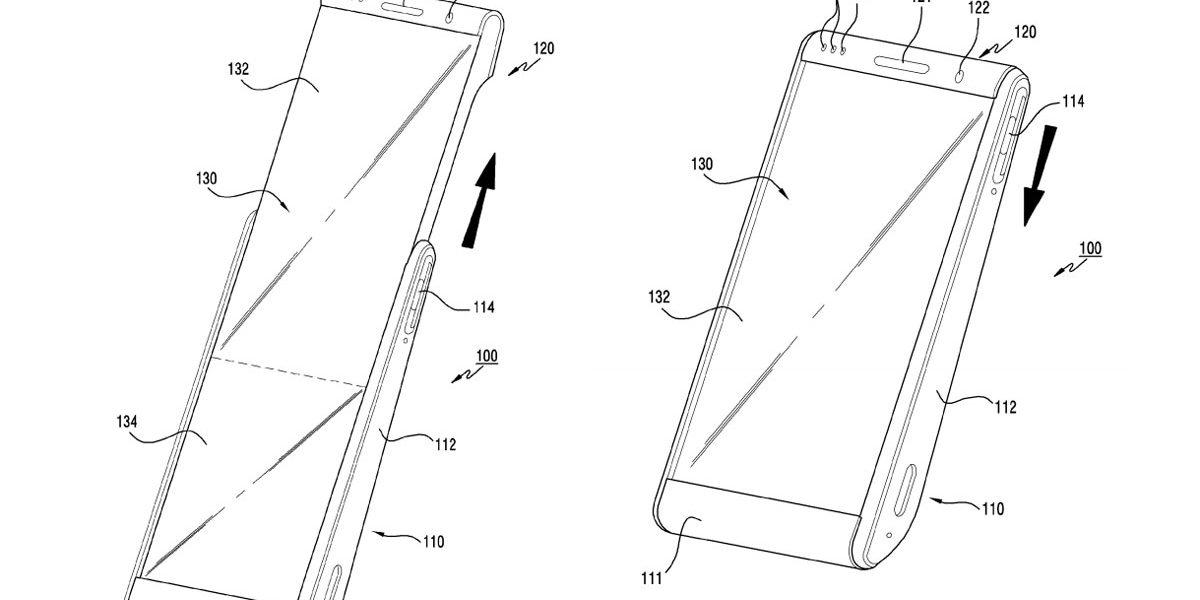 Samsung passe au smartphone avec un écran enroulable