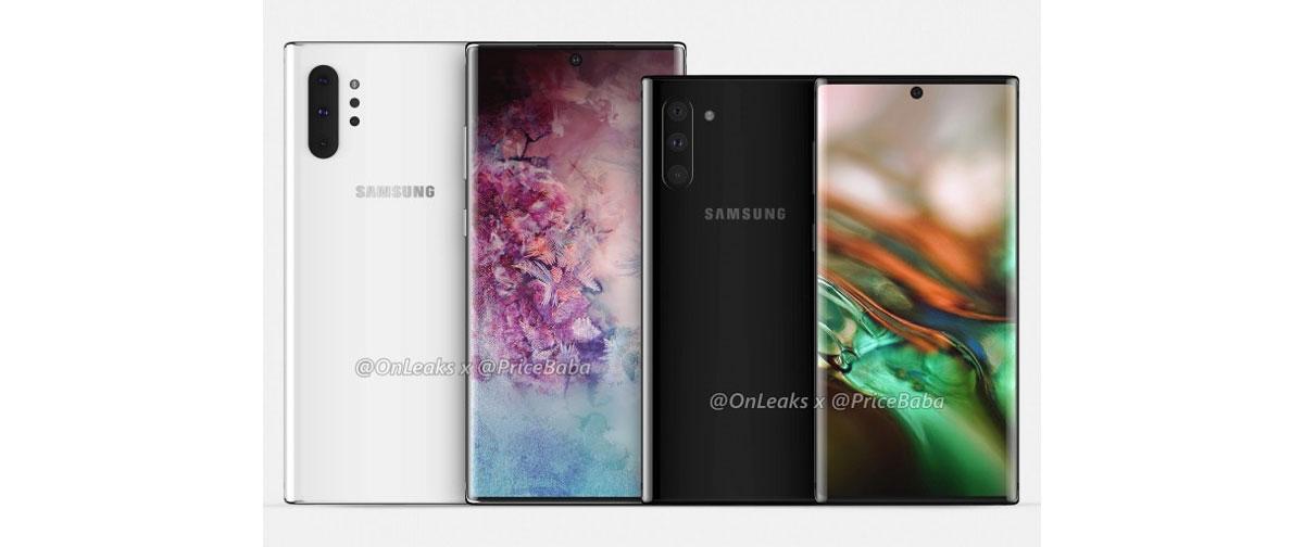 Samsung Galaxy Note 10 un nouveau capteur photo