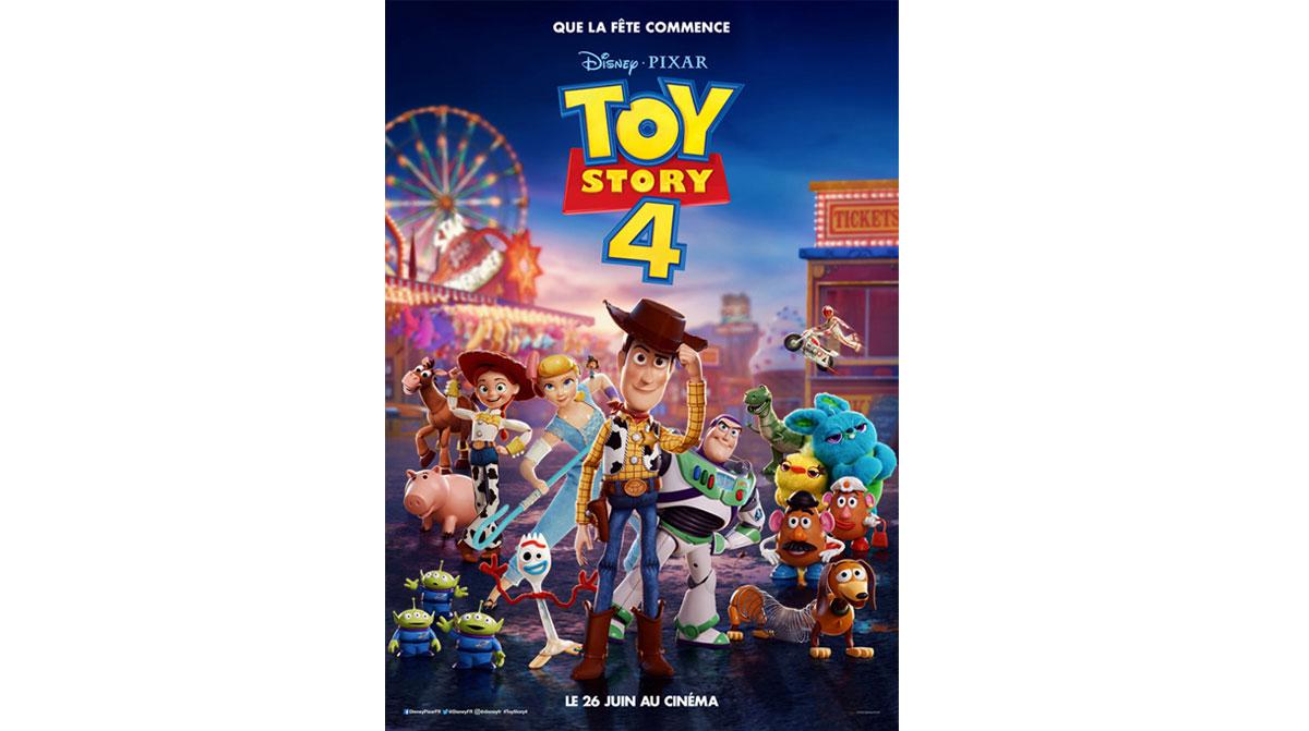 Toy Story 4 critique cinéma