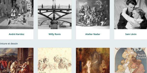 pop patrimoine culture open source