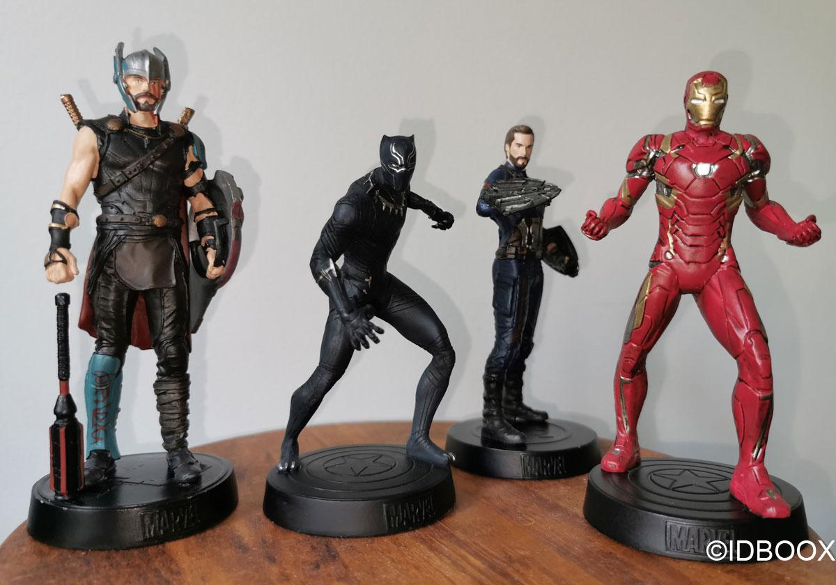 Avengers Endgame des figurines à collectionner