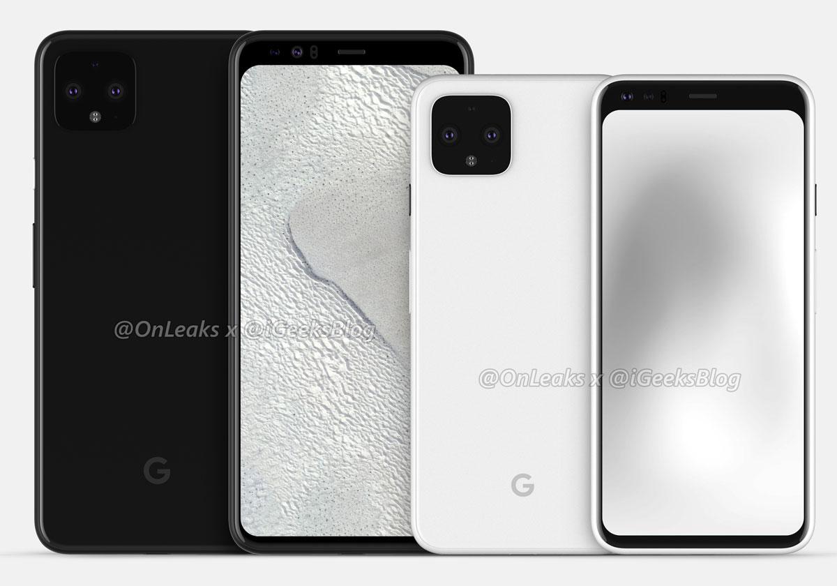 Le Google Pixel 4 repéré dans Android 10