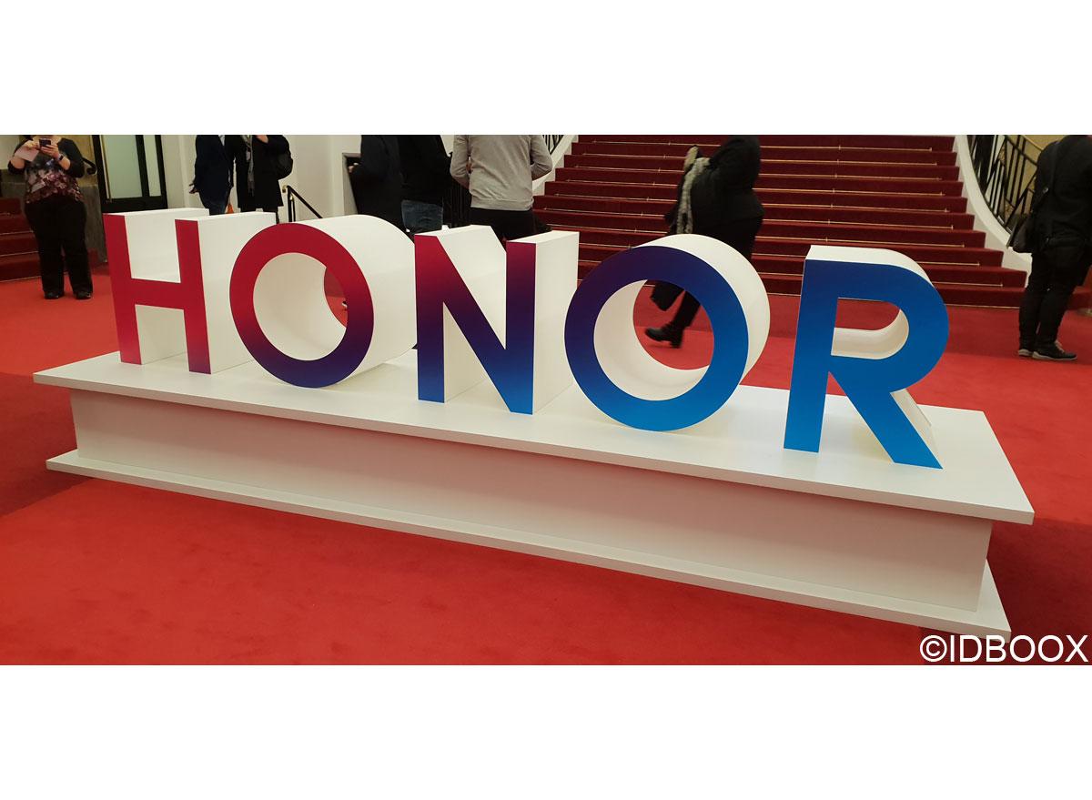 Honor prépare de nouveaux smartphones avec Google pour le printemps