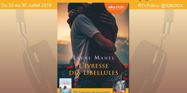 Dix livres audio de Laure Manel à gagner