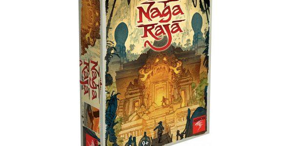 Jeu de société NagaRaja