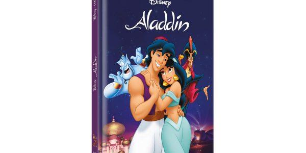Livres ALADDIN et Roi lion- Disney cinéma - L'histoire du film