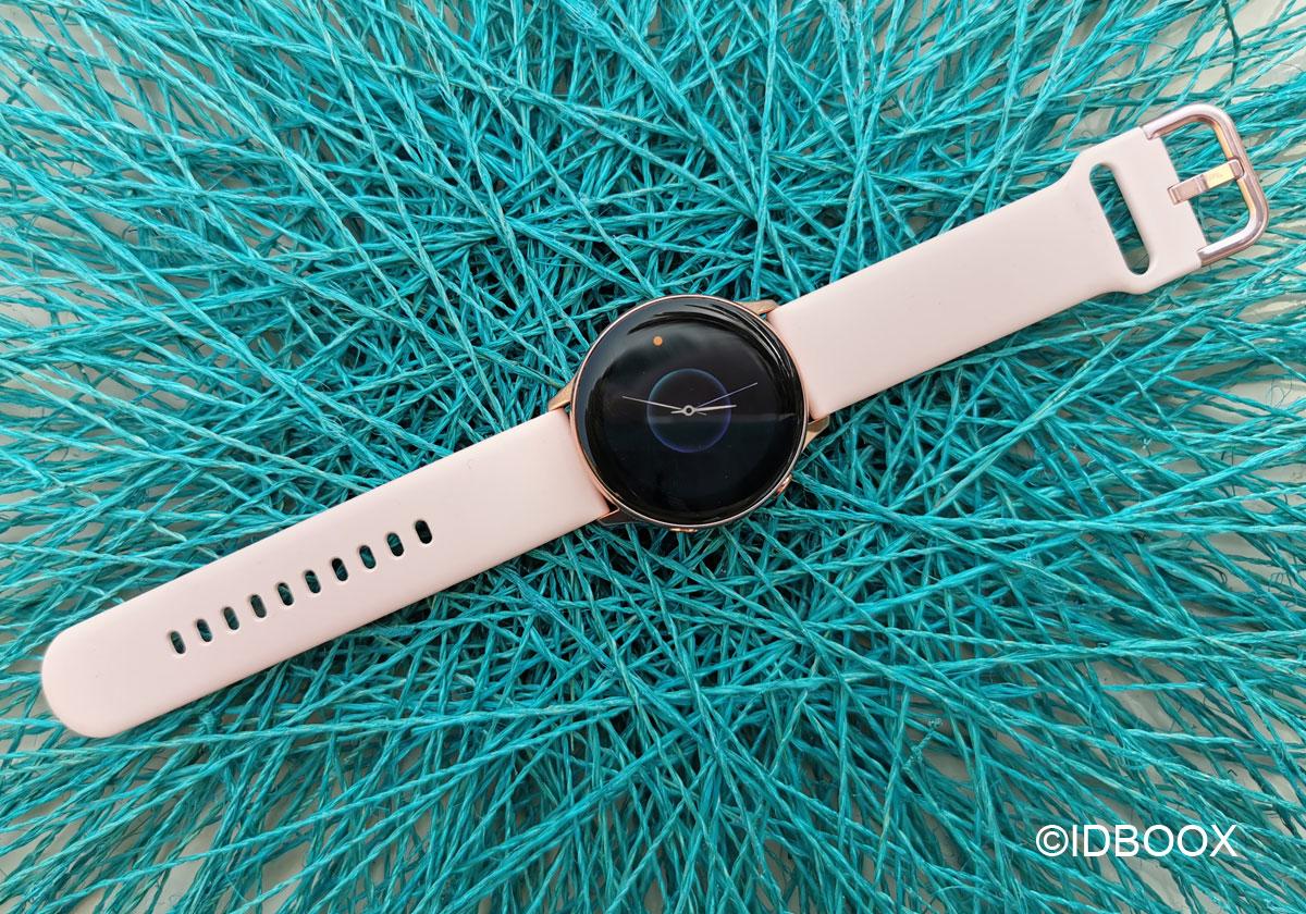 Samsung Galaxy Watch 3 dévoilée en juillet
