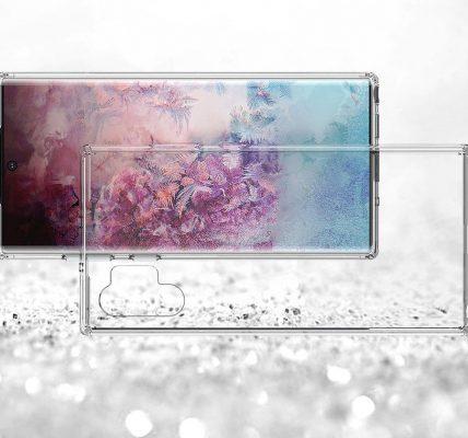 Samsung Galaxy Note 10 de nombreux visuels avant la sortie