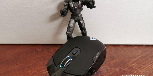 Test souris Lexip PU94 pour les gamers