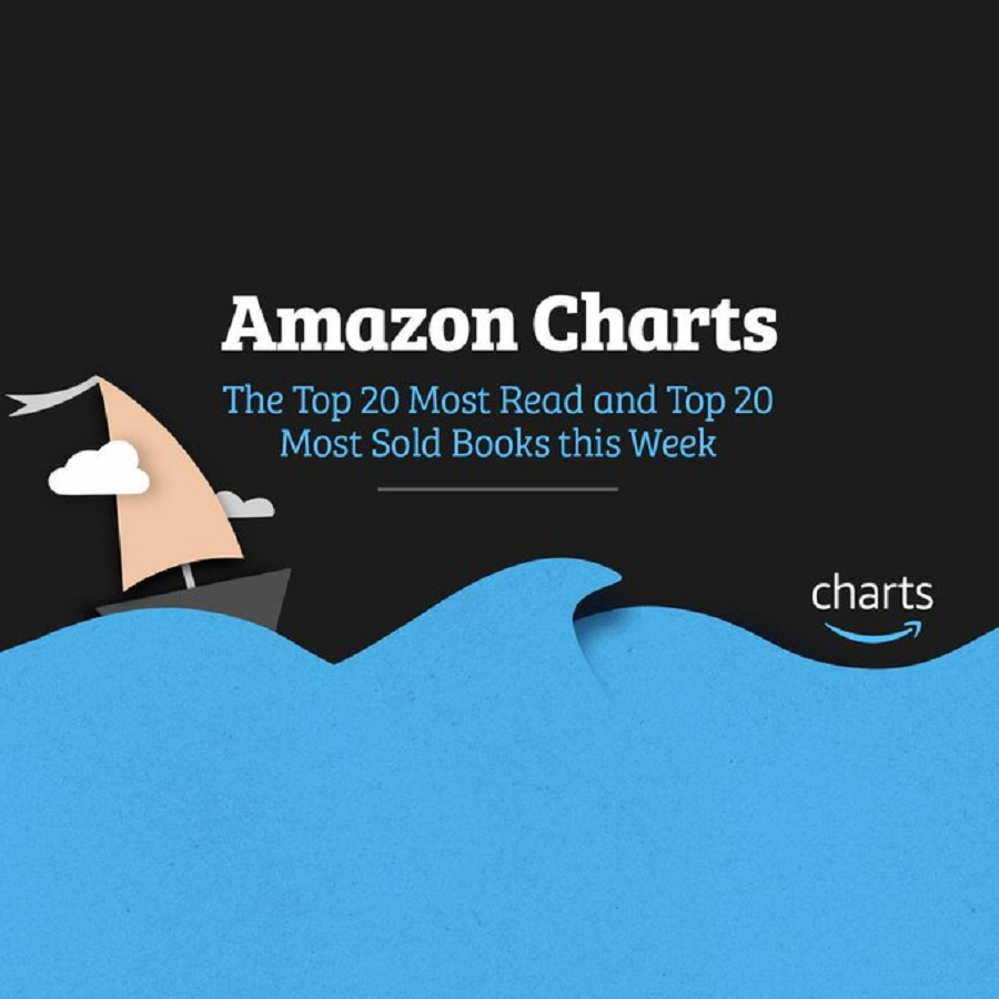 amazon charts livre ebook audio