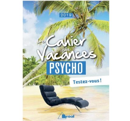 cahiers de vacances étudiants livre