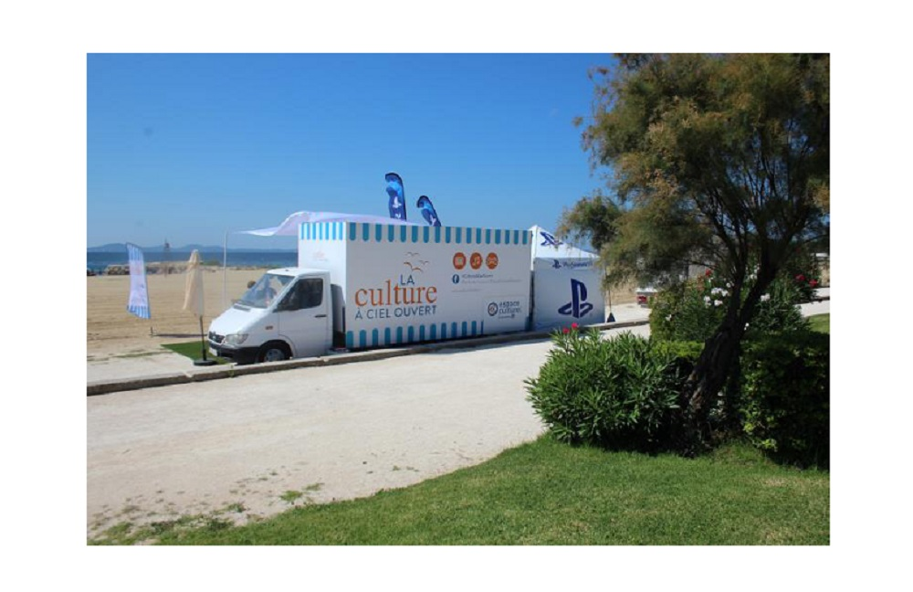 culture leclerc bus