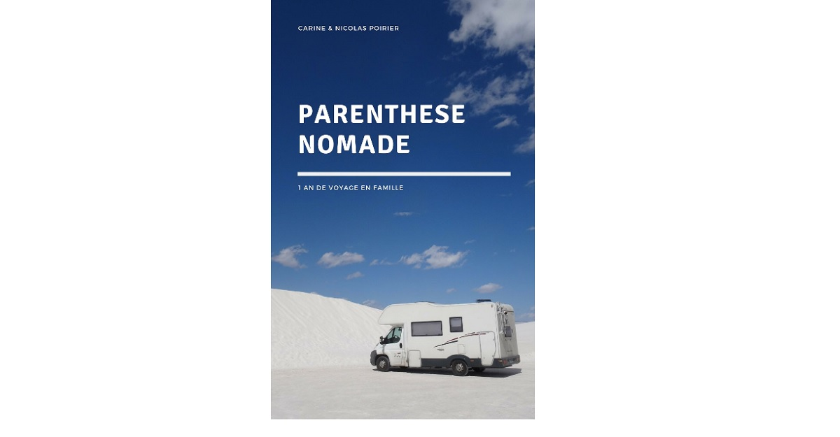 parenthese nomade livre carine et nicolas poirier