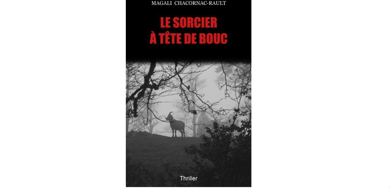 sorcier a tete de bouc livre Magali Chacornac-Rault