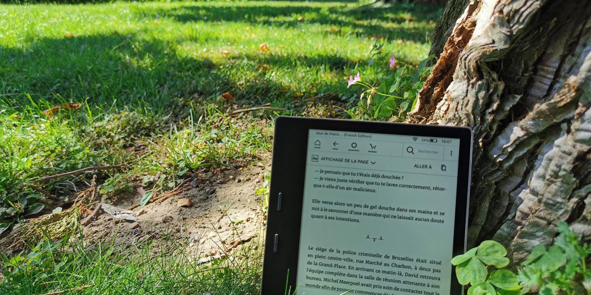 Quels avantages lecture de livres numériques liseuse tablettes