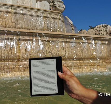 kindle oasis 2019 test video