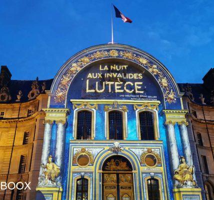 La Nuit aux Invalides - Spectacle Lutèce 4000 ans d'histoire