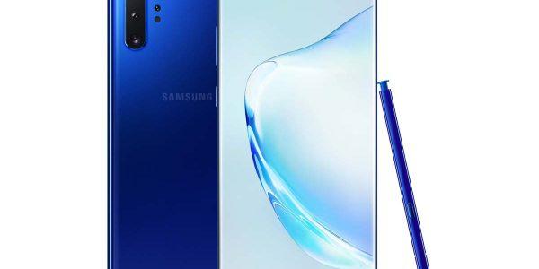 Galaxy Note 10 Plus le prix du chargeur 45W