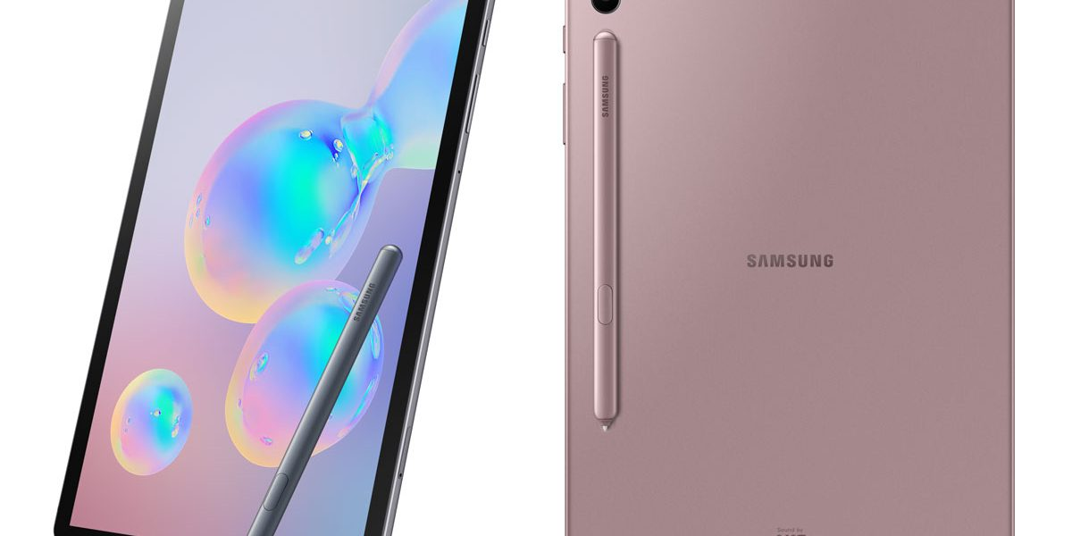 Samsung Galaxy Tab S6 les différences avec la Tab S4