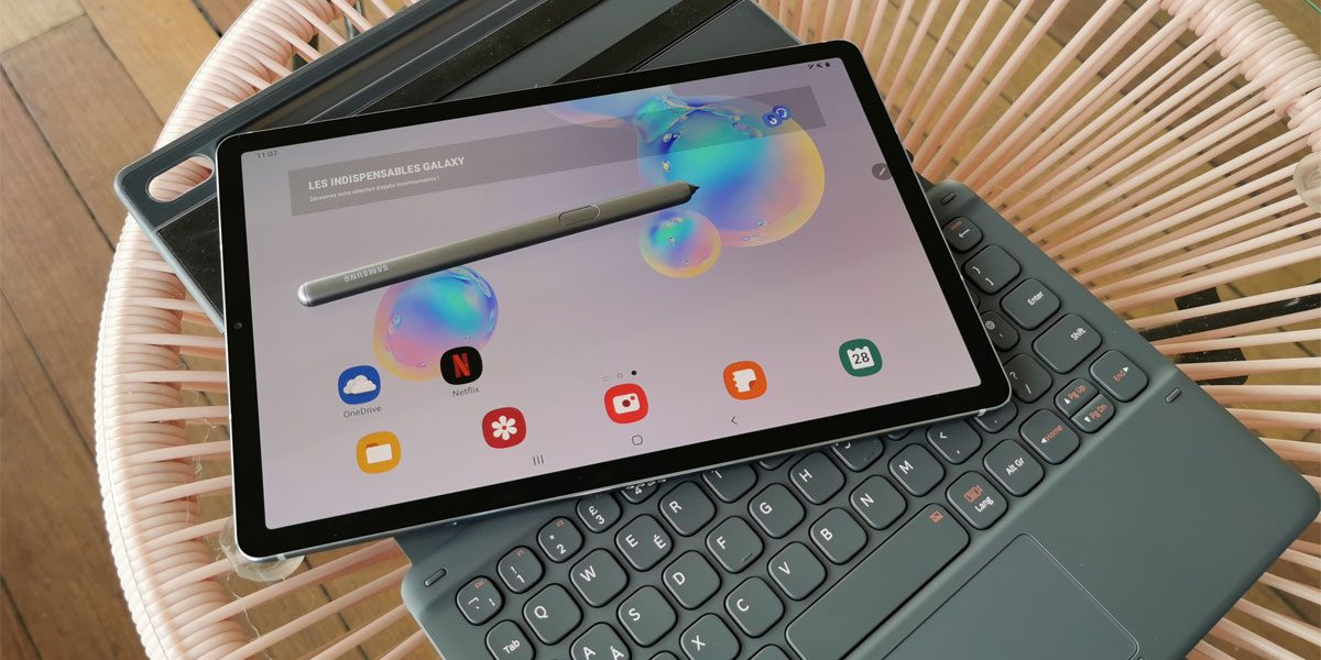 bon plan galaxy tab S6 french days