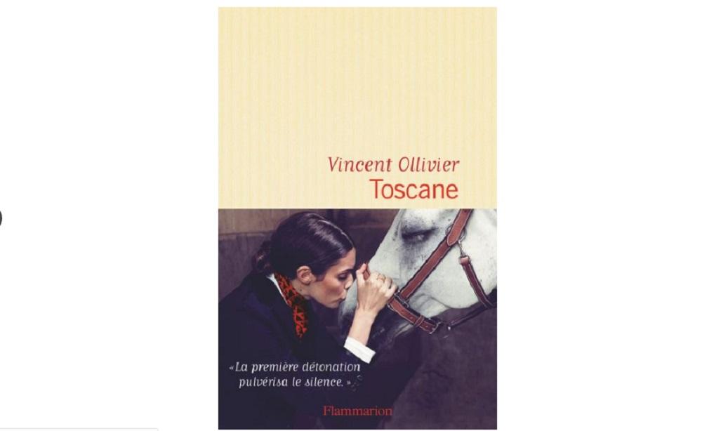 vincent ollivier toscane livre thriller