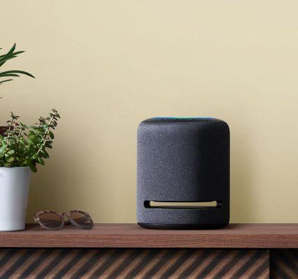 Amazon Alexa gagne de nouvelles fonctionnalités