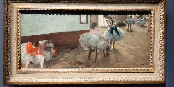 Expo Degas à l'Opéra au Musée d'Orsay