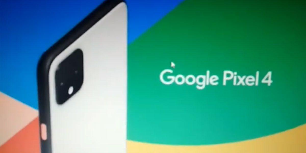 Google Pixel 4 des prix comparables à ceux des Pixel 3