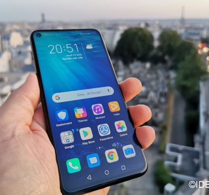 Black Friday 2019 Honor 20 Pro et Honor 20 réduction de prix