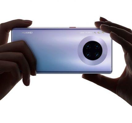 Huawei Mate 30 Pro DxOMArk lui donne la meilleure note photo
