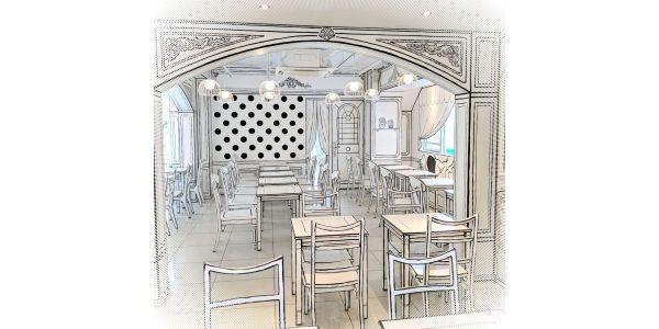 Japon - Entrez dans un café en 2D comme dans un manga