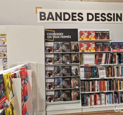 marché bande dessinée BD 2019 france