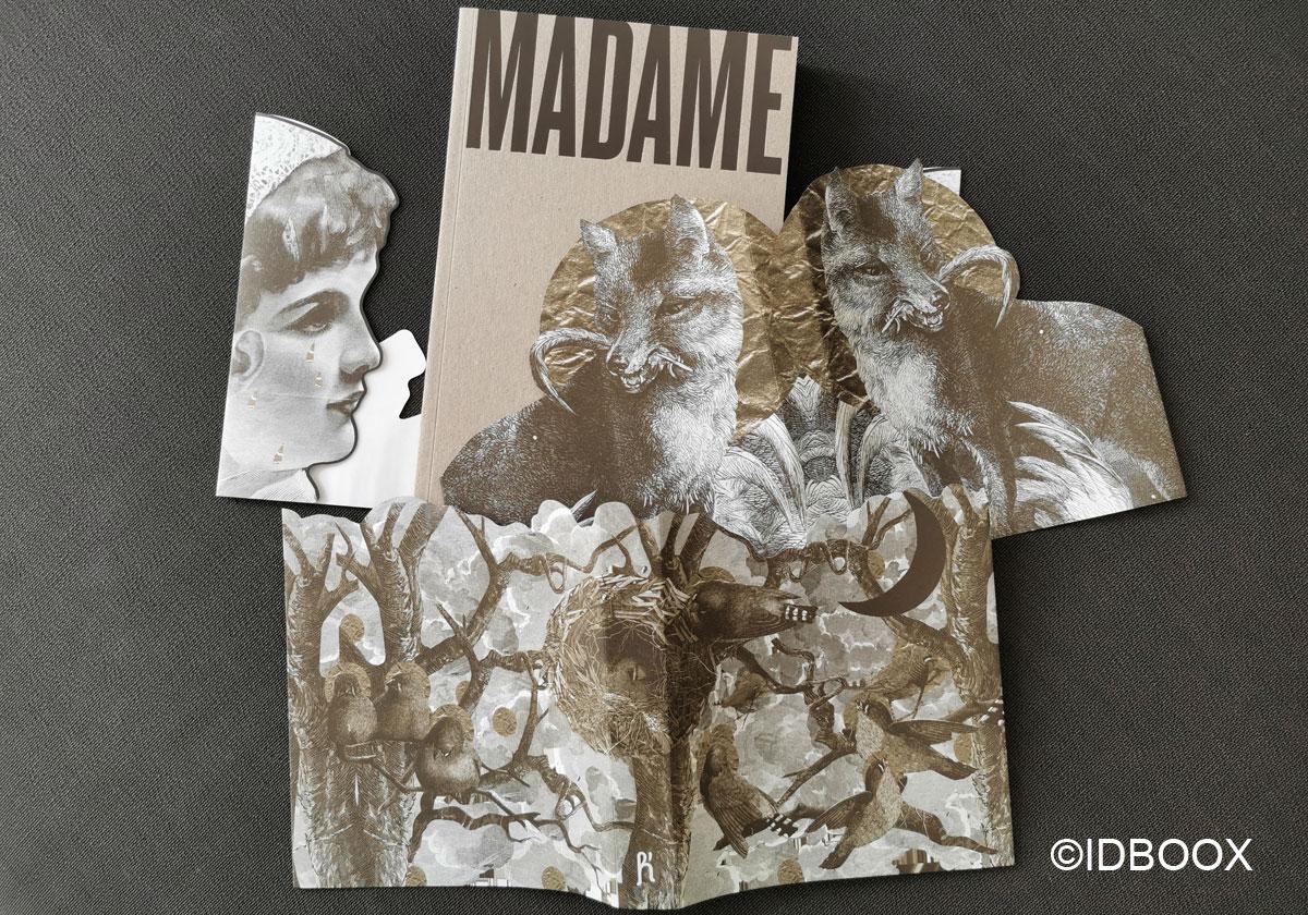 Chronique du Livre Madame