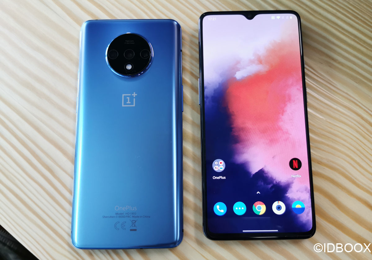 OnePlus 7T super bon plan