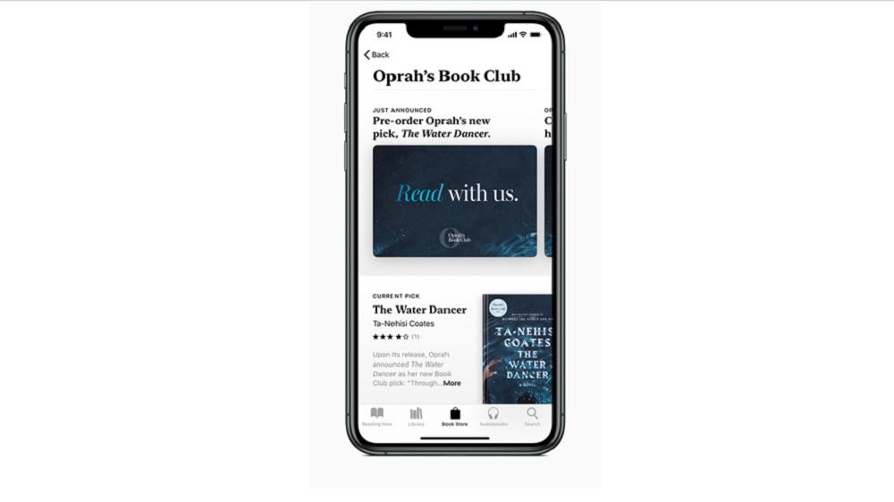 Oprah Winfrey apple livre