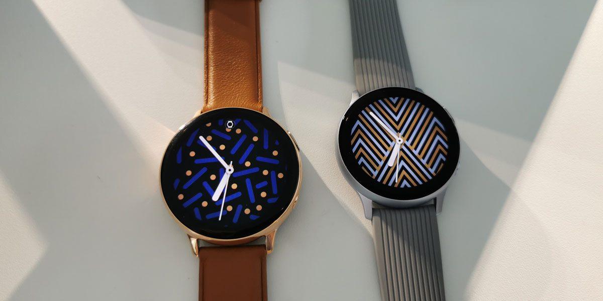 Samsung Galaxy Watch 2 Le retour de la bague rotative