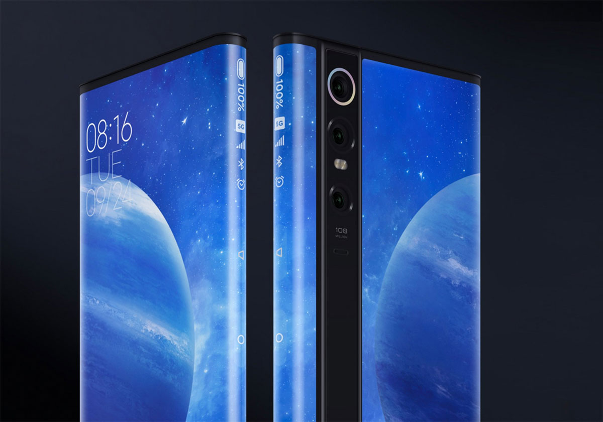 Xiaomi Mi Mix Alpha est officiel