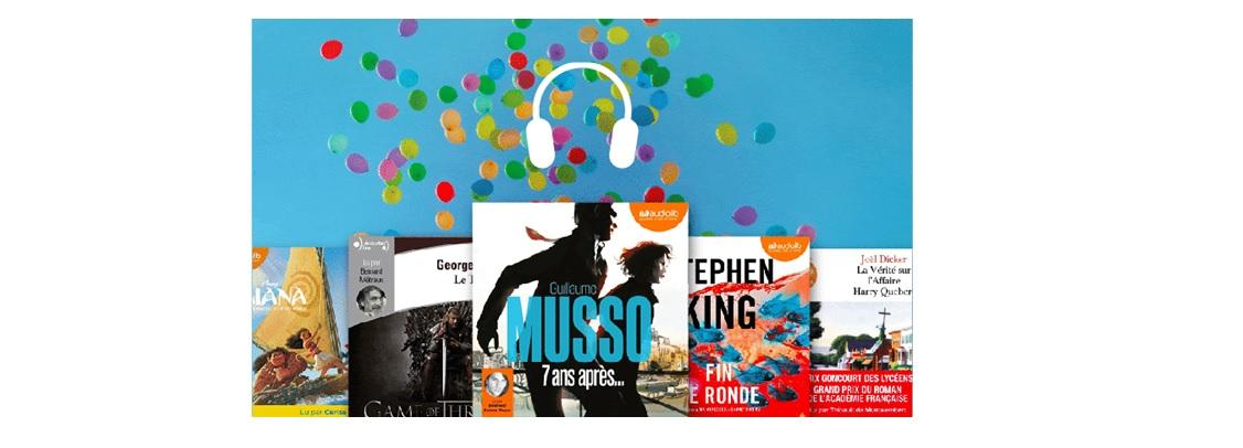 2000 Livres Audio Disponibles Sur Youboox Idboox